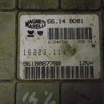 MAGNETI MARELLI ZX 1.4i 9618087780