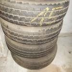 Pneu Pirelli 205 75 16 C 2+2 ks + disk Jumper (2)